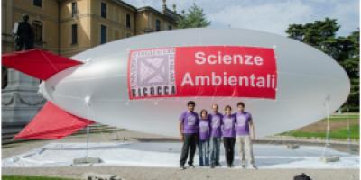 Laurea Magistrale in Scienze per l'Ambiente e Territorio